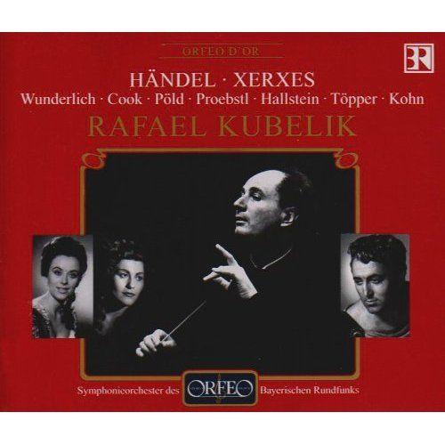 Symphonieorchester Des Bayerischen Rundfunks - Handel: Xerxes