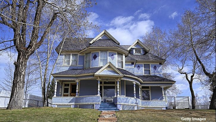 Notoriously Haunted House for Sale