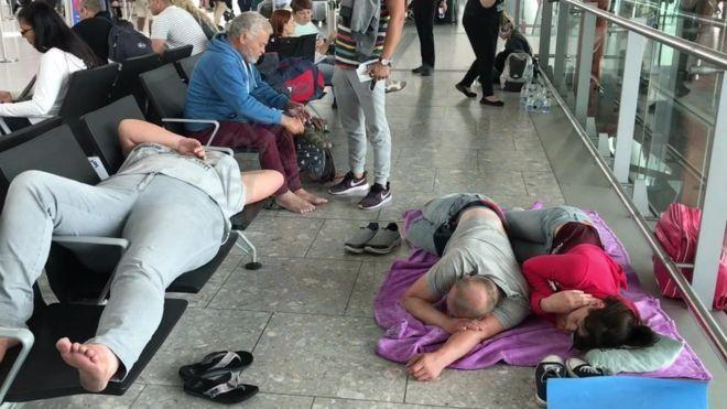 BA flight chaos continues at Heathrow - https://www.barbadostoday.bb/2017/05/28/ba-flight-chaos-continues-at-heathrow/