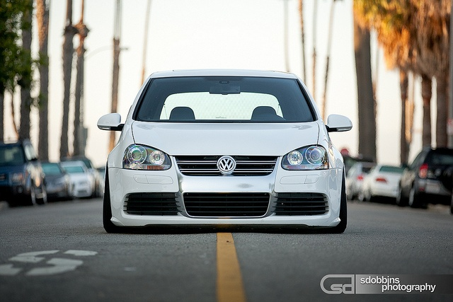2008 VW R-32 - Can't wait to get my Coil Overs for my .:R32