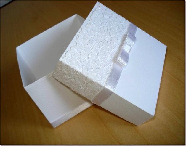 caixa para padrinhos
