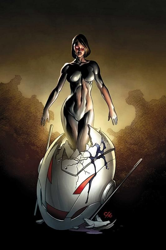 ✭ The Mighty Avengers #2 cover by Frank Cho Auction your comics on http://www.comicbazaar.co.uk
