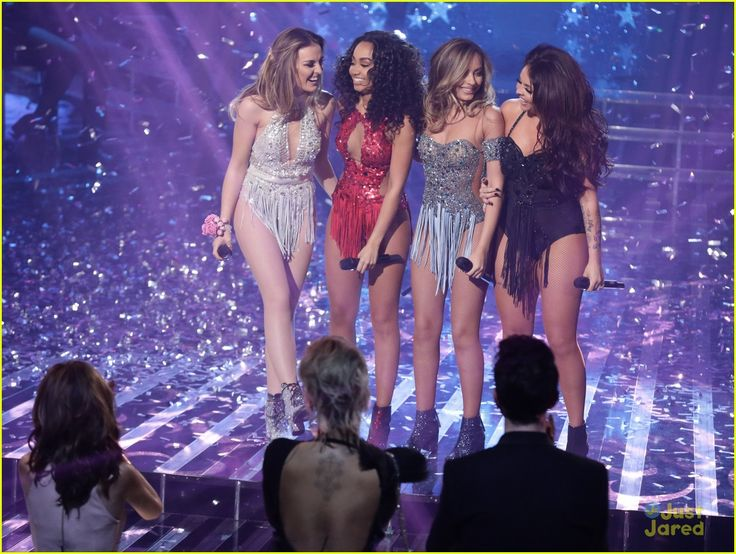 Little Mix Prove They Could Win 'X Factor UK' Over & Over Again With 'Love Me Like You'/'Black Magic' Performance - Watch!: Photo #888032. Little Mix wow the judges and crowd once again during their performance on X Factor UK on Sunday night (November 1).    The girls -- Perrie Edwards, Leigh Anne Pinnock,…
