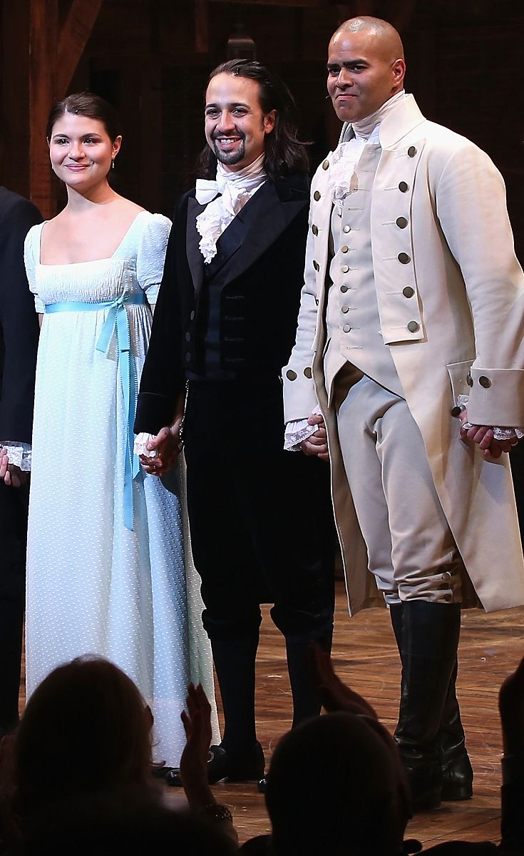"The Cast Of ""Hamilton"" Is Performing Live During The Grammys"