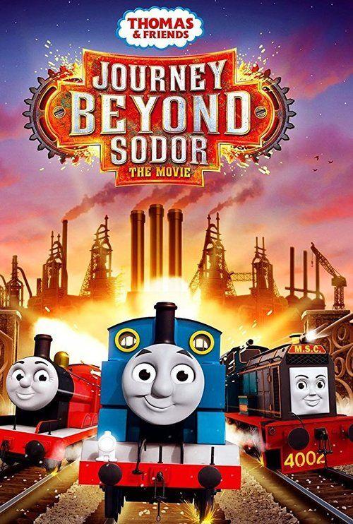 Watch Thomas & Friends: Journey Beyond Sodor Full-Movie
