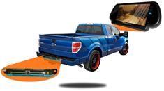 Pickup Truck Backup Camera System   tadibrothers.com