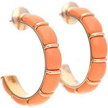 Pin for Later: Ja, Creolen sind aus den 90er Jahren zurück — aber cooler als je zuvor  JOOP! Creolen-Ohrringe aus Rotgold (219 €)