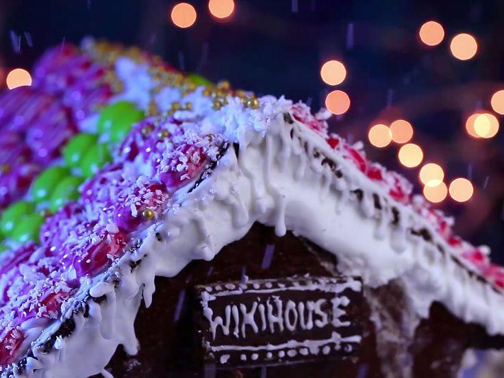 Vuoi dare il via ad una nuova tradizione di Natale in casa tua? Ecco le istruzioni per cuocere, assemblare e decorare una favolosa casa di pan di zenzero. Al progetto potranno lavorare più persone e gli eventuali errori potranno essere ...