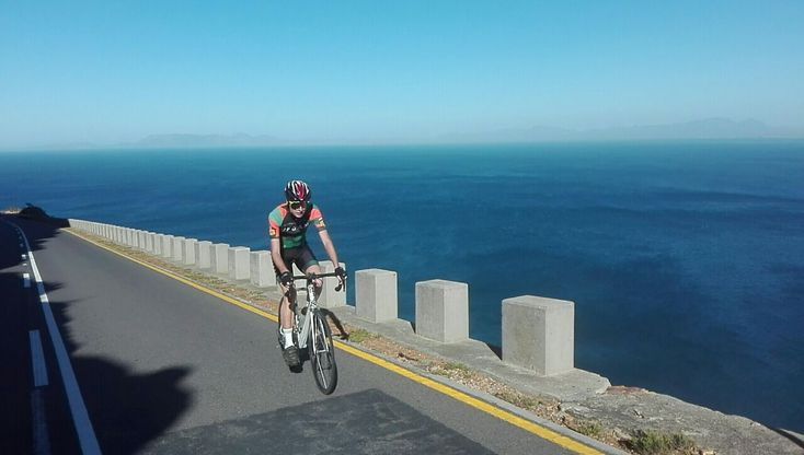 Steenbras Dam is located in Gordons Bay, South Africa and the climb to the top is one of the most beautiful road climbs in the world.