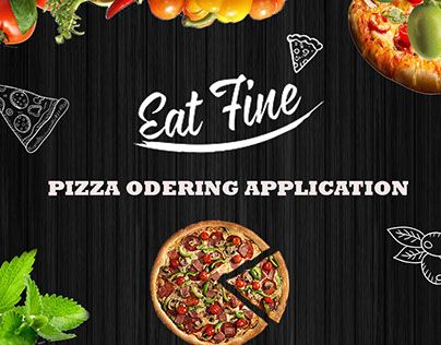 """Check out new work on my @Behance portfolio: """"Pizza Application App"""" http://be.net/gallery/44830253/Pizza-Application-App"""