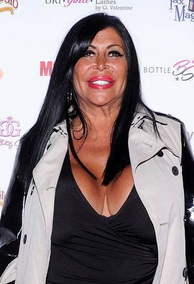 'Mob Wives' stars Renee Graziano, Carla Facciolo and Drita D'Avanzo paid tribute to Big Ang after attending the late star's visitation on Saturday, Feb. 20 — see their posts