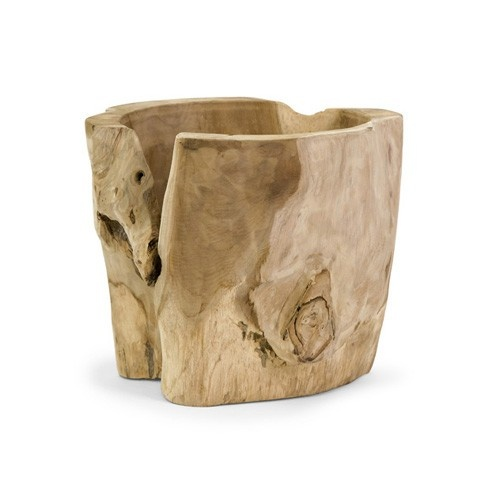 Hollow Tree Trunk  Hollow Tree Trunk  Product Code: 026  Availability: Out Of Stock  Price: $60.00Bathroom Design, Decor, Hands Carvings, Teakwood Vases, Organic Details, Teak Vases, Macaque Teakwood, Bathroom Ideas, Teak Wood