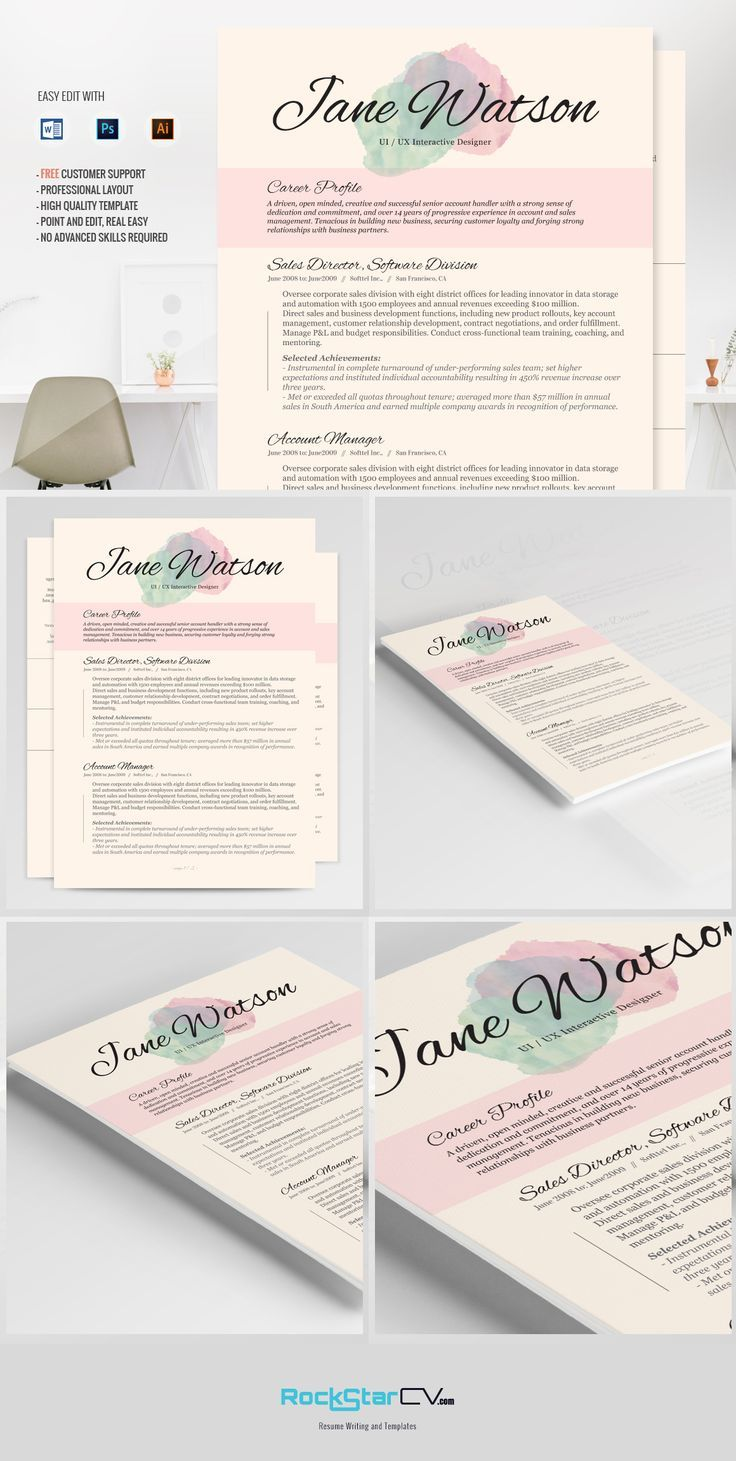 RockStarCV.com - #Job Hunt #Job Tips #Recruitment #JobHunter #GetThatJob #GoBeGreat #Resume #Template #Creative Resume Design #Teacher Resume #Jobs #Career #Resume Style #Resume Design #Curriculum Vitae #CV #Resume Template #Resumes #Resume Format #Modern Resume #Word Resume Resume Template CV Professional Resume Template Word Resume Creative Resume Teacher Resume Modern Resume Resume Style Resume Design Picture Resume Editable Resume teacher resume word resume editable resume resume style resume design curriculum vitae cv resume template resumes resume format modern resume professional resume