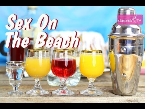 Drink Sex on the Beach