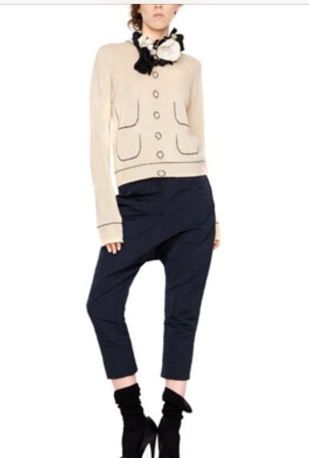 Nwt marni trompe l'oeil sweater impossible to get