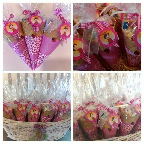 #quisquilie #babyparty #birthdayideas #candycone
