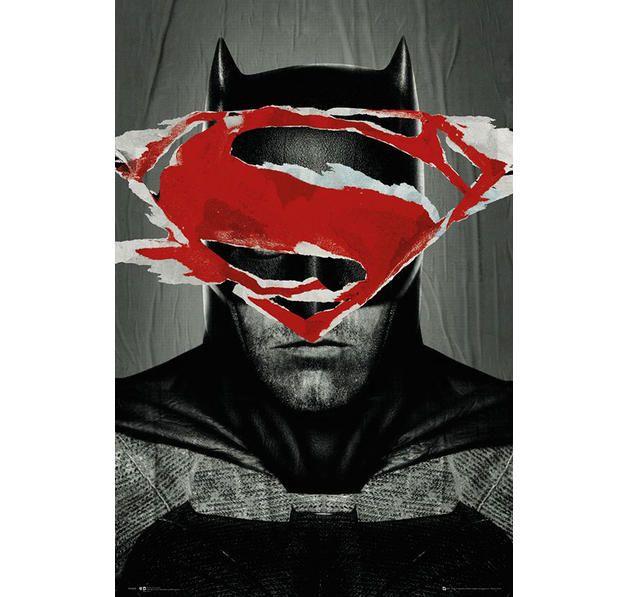 Batman vs Superman Poster Batman Teaser. Hier bei ww.closeup.de