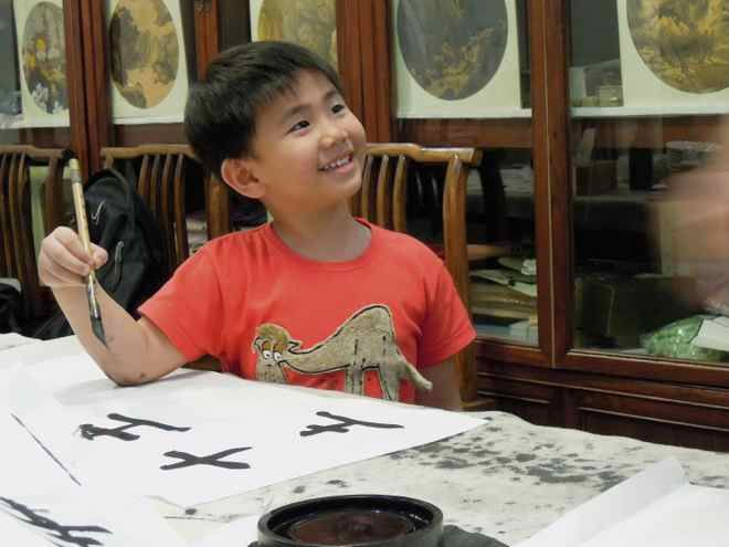 Want the kids to learn about Chinese culture? Enroll them in a cultural immersion program in Shanghai. Find out how here: http://www.suitcasesandstrollers.com/articles/view/shanghai?l=s #GoogleUs #suitcasesandstrollers #travel #travelwithkids #familytravel #familyholidays #familyvacations #traveltips #China #Shanghai