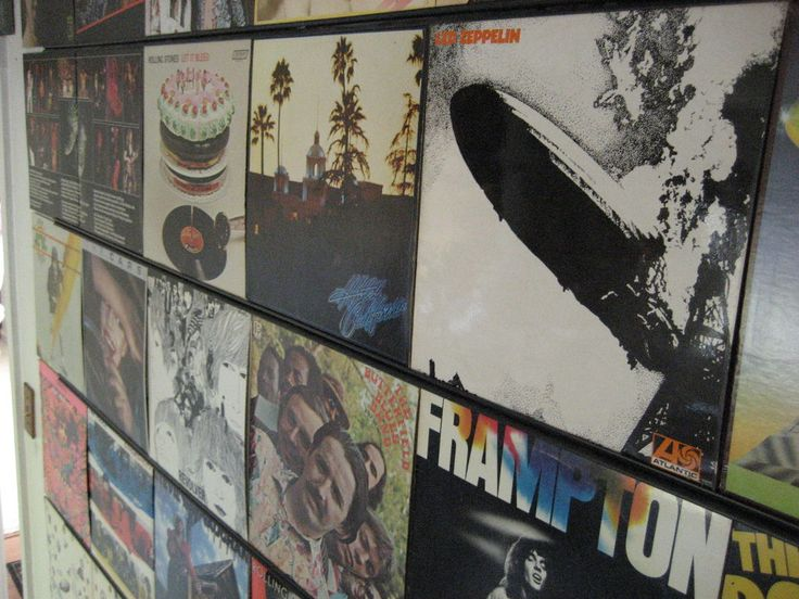 17 Best Images About Vinyl Record Collection Display Ideas