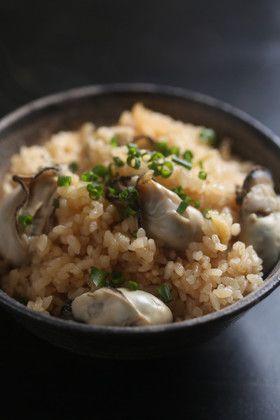 天然だしパックで作る 牡蠣ご飯 by 山長商店だしレシピ [クックパッド ...
