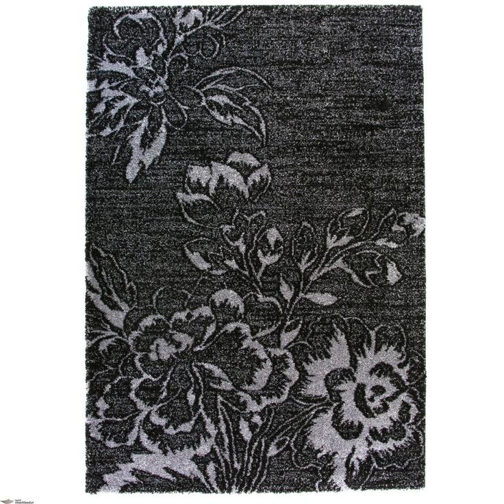 Vloerkleden / Karpetten Grijs    VLOERKLEED TREND  Dit antraciete vloerkleed heeft een subtiel grijze bloemenprint. Een chique vloerkleed dat heerlijk zacht aanvoelt.    http://www.bestelvloerkleed.nl/collectie-vloerkleden/vloerkleed-trend-antraciet-grijs-bloemen