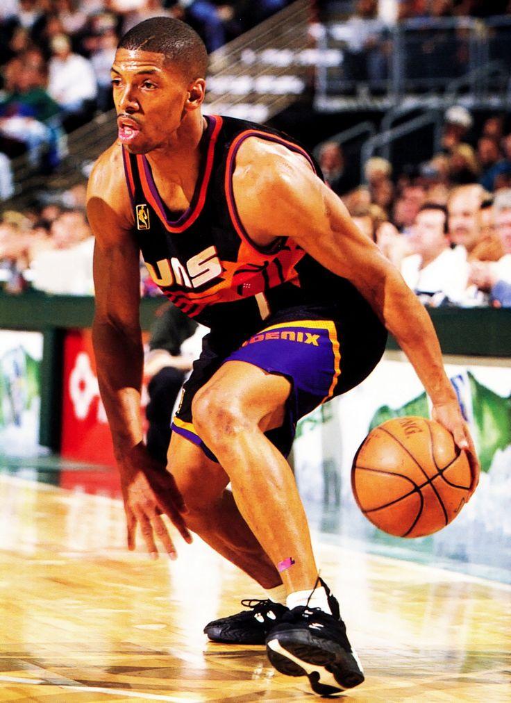 Kevin Johnson through The Legs, '97.