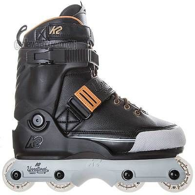 Men 47346: K2 Unnatural Aggressive Inline Skates Mens 8.0 New Rollerblades -> BUY IT NOW ONLY: $169 on eBay!
