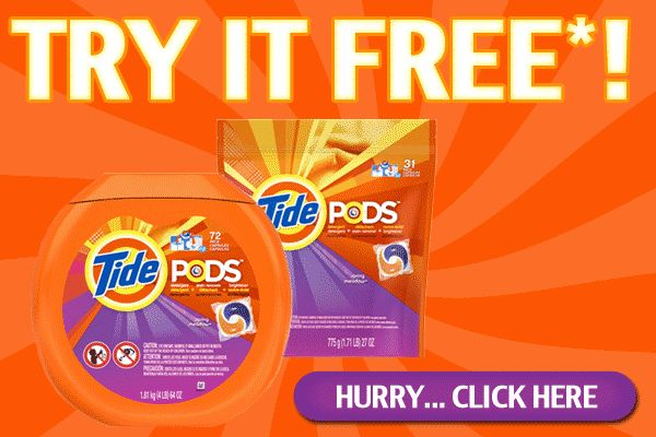 Weve completely stopped using pourable laundry detergent in favor of the pods. The pods are easy for us to take to the laundromat and are easy for the kids to just pop them in the washing machine. So if youre considering teaching your kids how to do the laundry tryout these pods.  Get This Offer!!