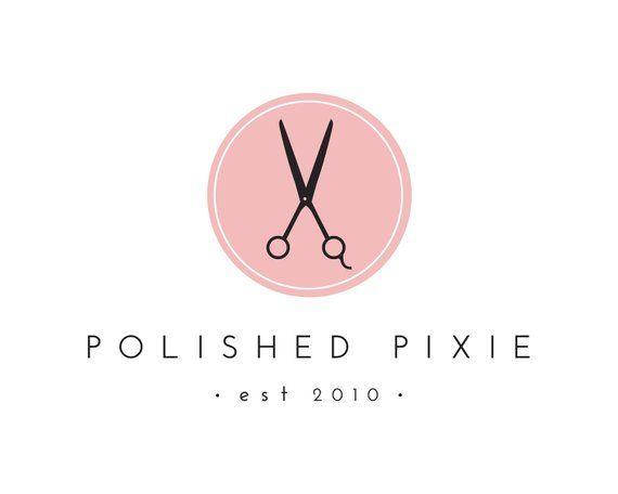 Modern Minimalist Hair Salon Logos