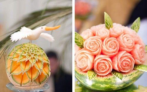 sculpturi-deosebite-in-fructe-pentru-nunta