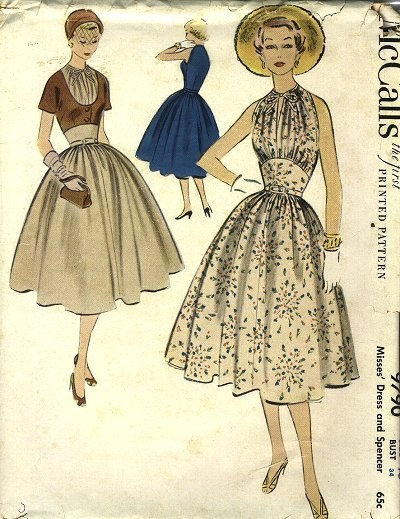 '50s Dress and Jacket