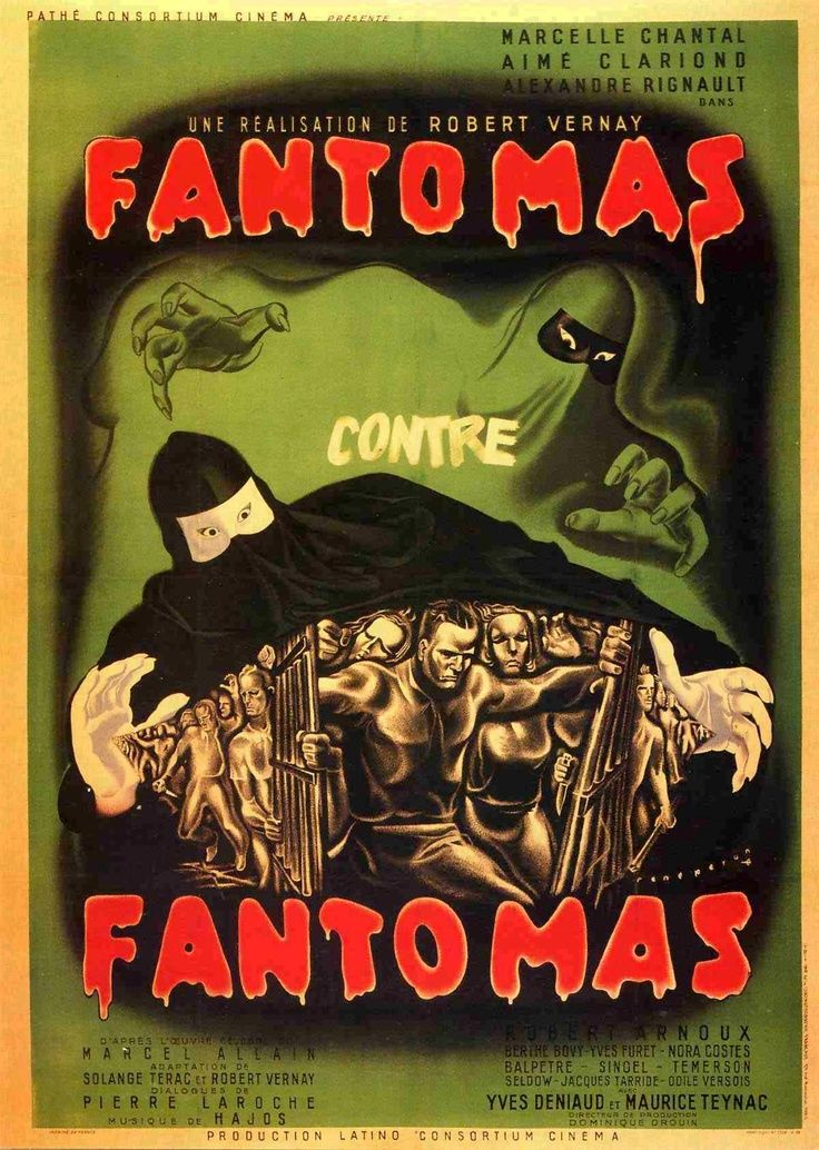 Fantomas Versus Fantomas (1948)