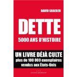 Dette : 5000 ans d'histoire / David Graeber