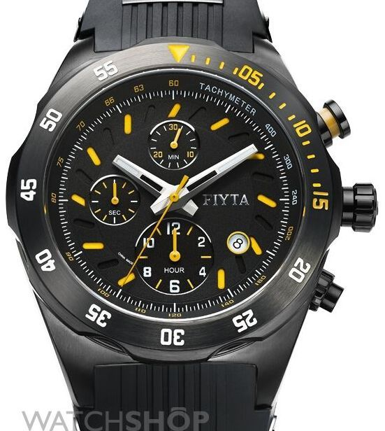 FIYTA Extreme Dakar Rally Limited Edition Automatic Chronograph Watch GA8388.BBB
