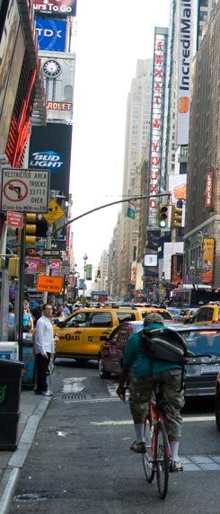 New York lifestyle Deurposter - Steden