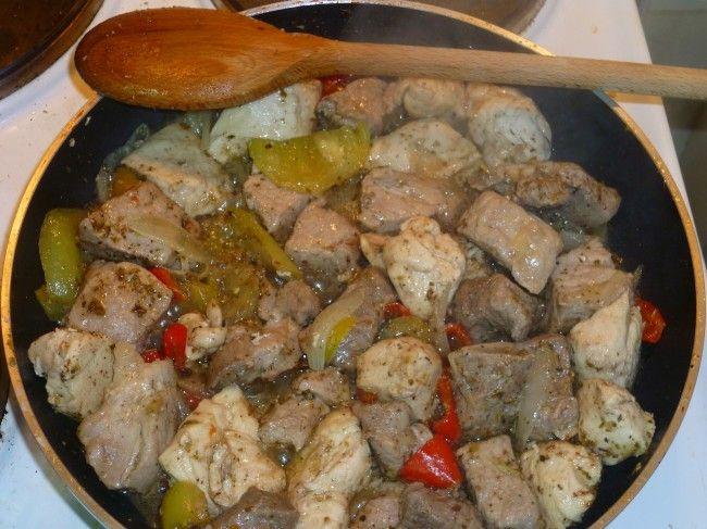 Μια γρήγορη και πανεύκολη τηγανιά κοτόπουλο