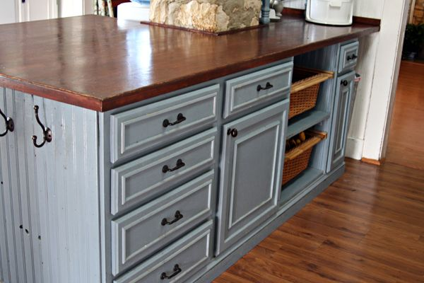 3 Kitchens 3 Low Cost Diy Wood Kitchen Countertops Plank Pine And Kitchens