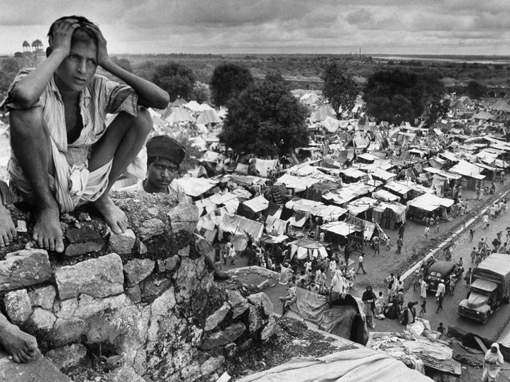 The Great Divide: The violent legacy of Indian Partition Partition displaced fifteen million people and killed more than a million.