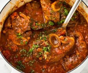 Οσομπούκο η αυθεντική Ιταλική συνταγή (Video)