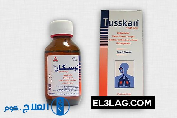 توسكان شراب للكحة Tuskan وطارد للبلغلم السعر والمواصفات Shampoo Bottle Bottle Shampoo