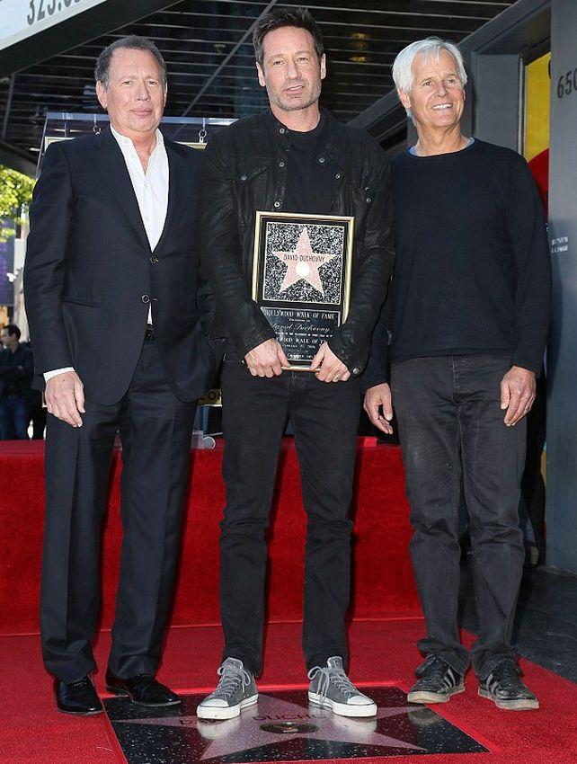 Дэвид Духовны (David Duchovny) обзавелся 25 января именной звездой на голливудской Аллее славы в Лос-Анджелесе.  |  #дэвиддуховны  #davidduchovny  #аллеяславы  #новости