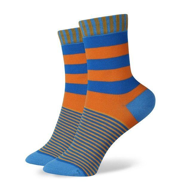 Match-Up Girl socks combed cotton brand girls socks women socks three styles