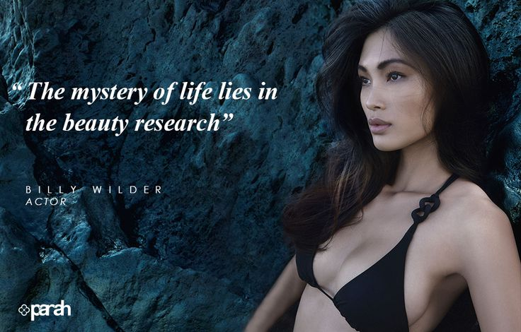 Beauty researching is a journey that doesn't consider an arrival point: it is the continuous tension towards enhancement. Discover beauty according to Parah! #Quotes #ParahWorld #style #madeinitaly #fashion #elegance #inspiration #sensuality #lingerie #underwear #moda