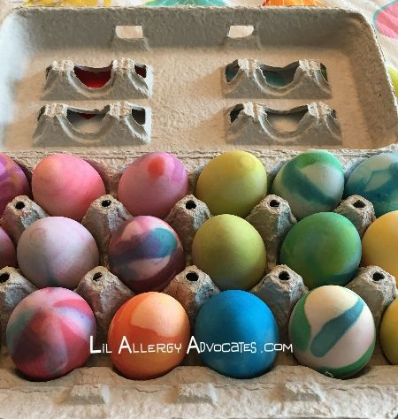 decorating easter eggs 16 best images about how customers used eggnots on 30851