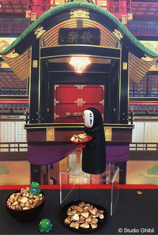 Spirited Away Kaonashi No-Face Piggy Bank