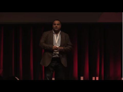How technology makes the world a safer place | Muz Janoowalla | TEDxCour...
