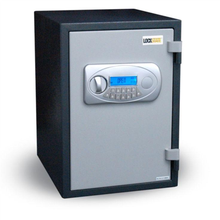 LockState LS-50D 1 Hour Fireproof Electronic Safe - LS-50D