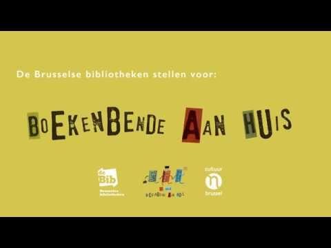 Een boek lees je nooit alleen. 20 jaar Boekenbende aan Huis in Brussel