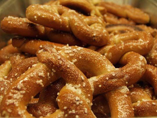 Easy pretzel recipe for preschoolers