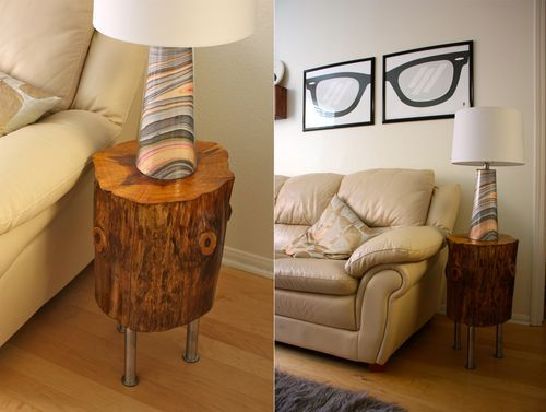 1000 images about tree stump projects on pinterest for Upcycled tree stumps